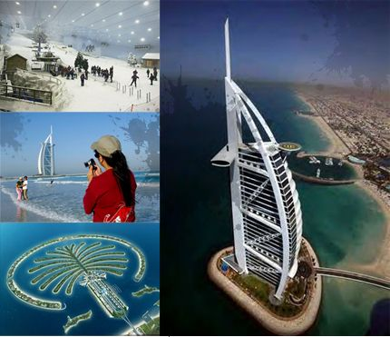 Tourism in Dubai is simply dazzling and extraordinary. Dubai is among the world's leading ...