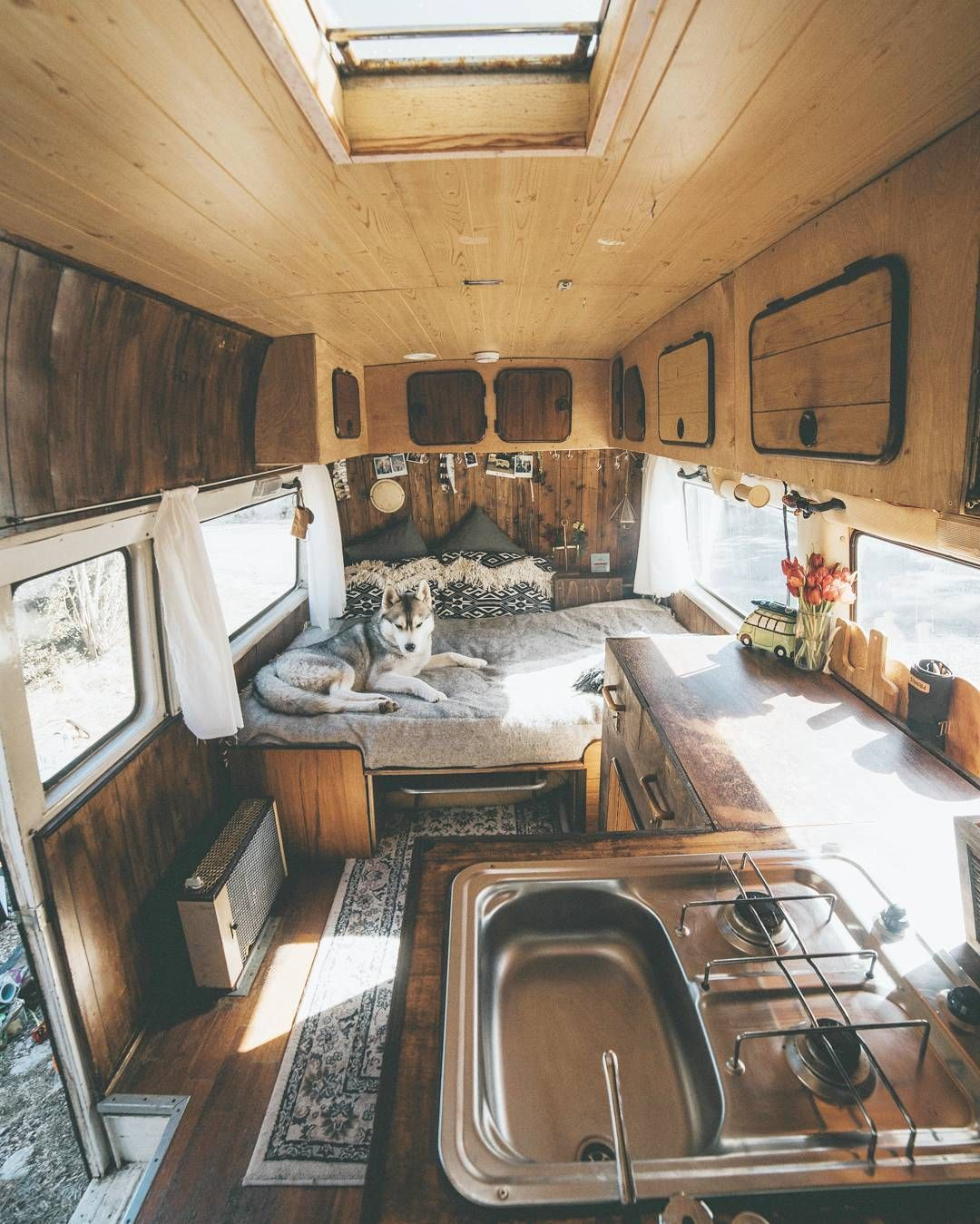 schoolbus conversie rv kampeerders camping camper viajes dromen van camping
