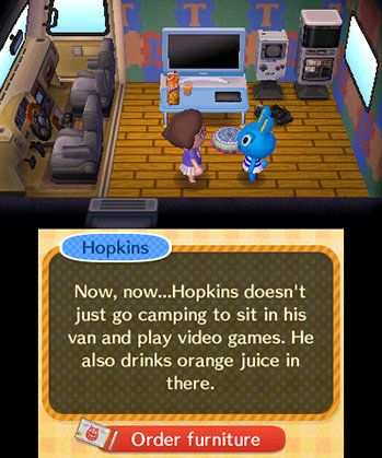 Mobile Homes New Villagers Coming Jeff S New Leaf Blog Animal Crossing Nintendo 3ds New Leaf