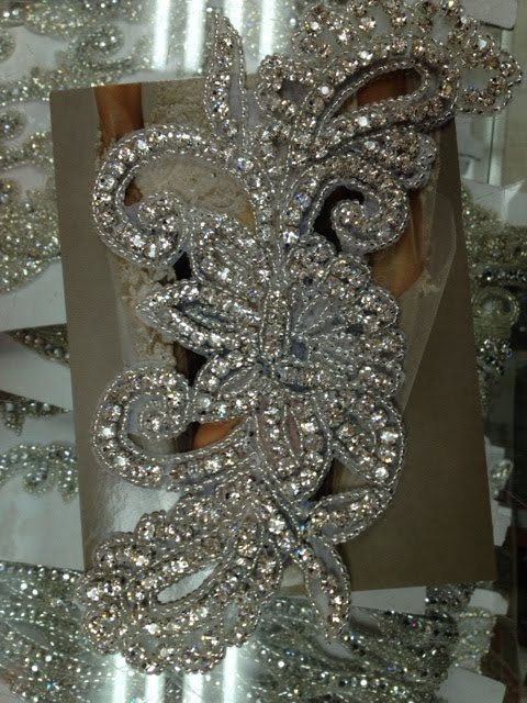 Lique Sew On Embellishment For Your Gown