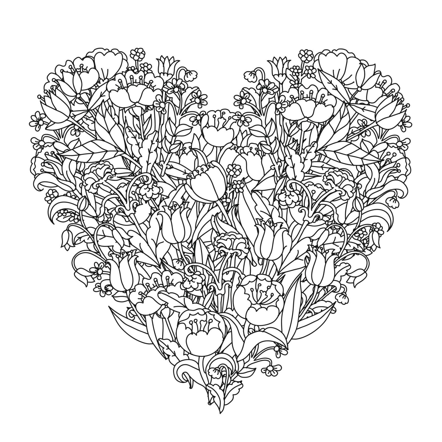 dibujos-mandalas-para-colorear-imprimir.jpg (1735×1735) | Coloring ...