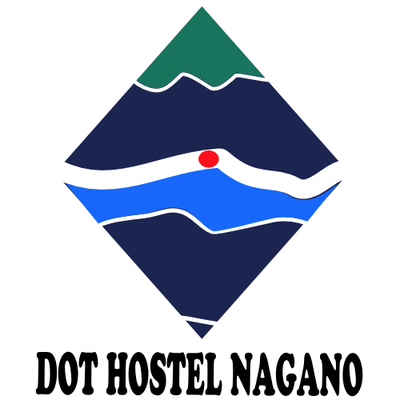 DOT HOSTEL NAGANO LOGO  #logo #dothostelnagano #nagano #hostel #backpackers #hostellife