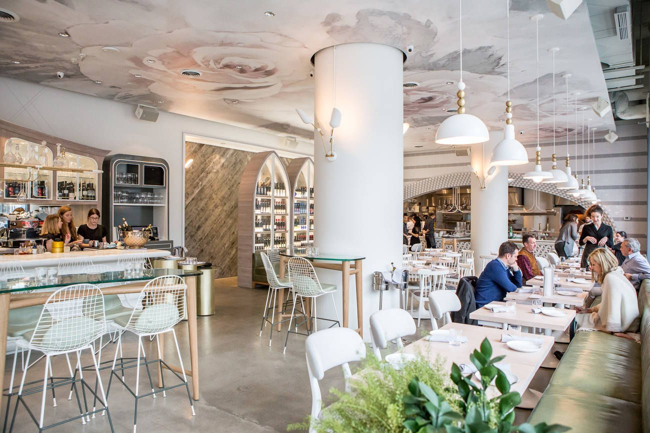 10 restaurants with stunning interior design in Toronto Places to