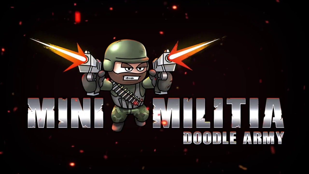 Doodle Army 2 Mini Militia Trailer Game For Android Download Games