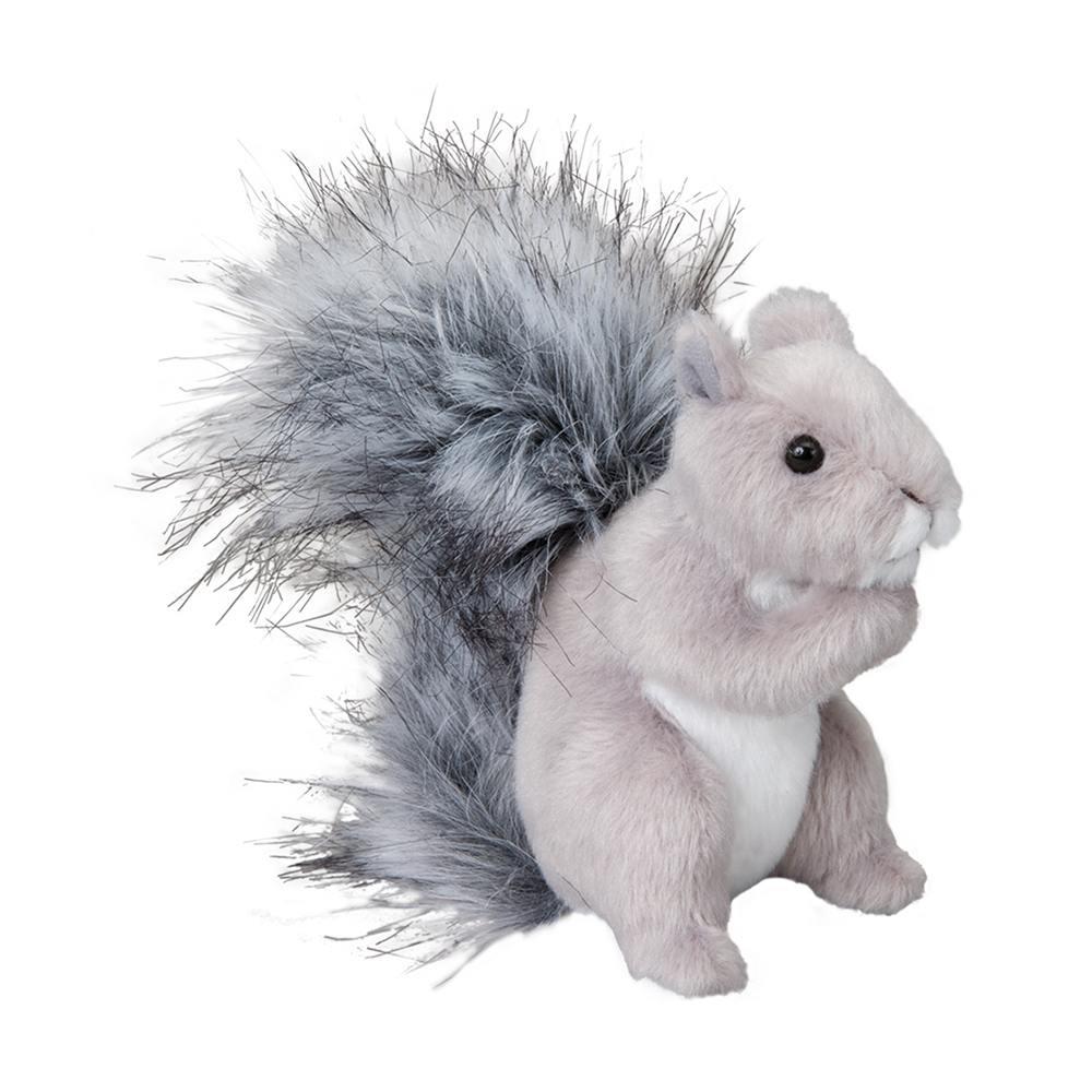 Shasta Gray Squirrel Douglas Toys Plush Stuffed Animals Animals Squirrel [ 1000 x 1000 Pixel ]