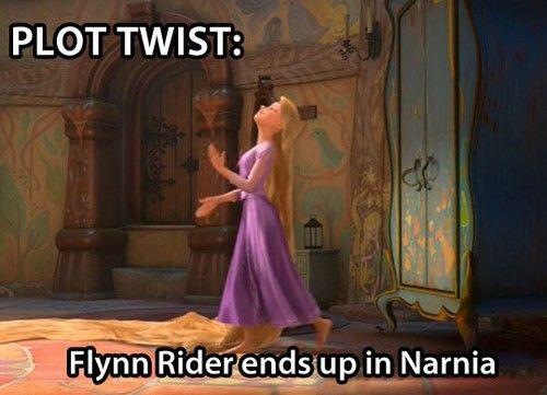 Disney Princess Photo: PLOT TWIST