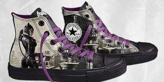 Converse All Star Hi x DC Comics by