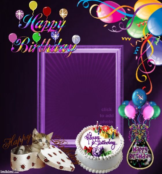 T. Happy Birthday. | Imikimi\'s To Save For Later Use ! | Pinterest ...