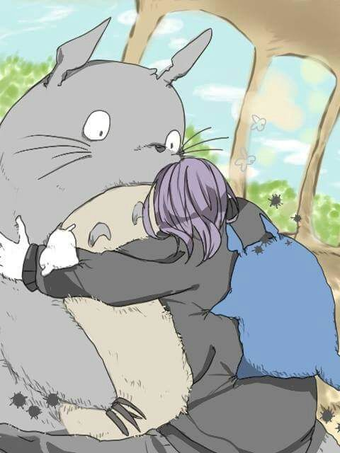 atsushi, and totoro