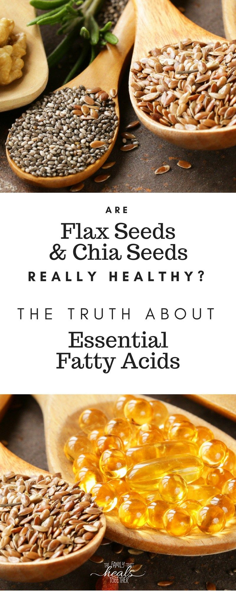 Are chia seeds and flax seeds really healthy the truth