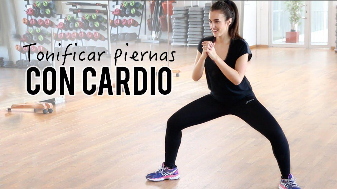 Rutina para tonificar piernas con ejercicios de fuerza y for Gimnasio cardio pilates