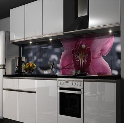 Klebefolie Küchenrückwand Möbel \ Wohnen Kuechenrueckwand Folien - folie für küchenfront
