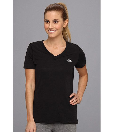 cool adidas Ultimate S/S Tee Black/Matte Silver