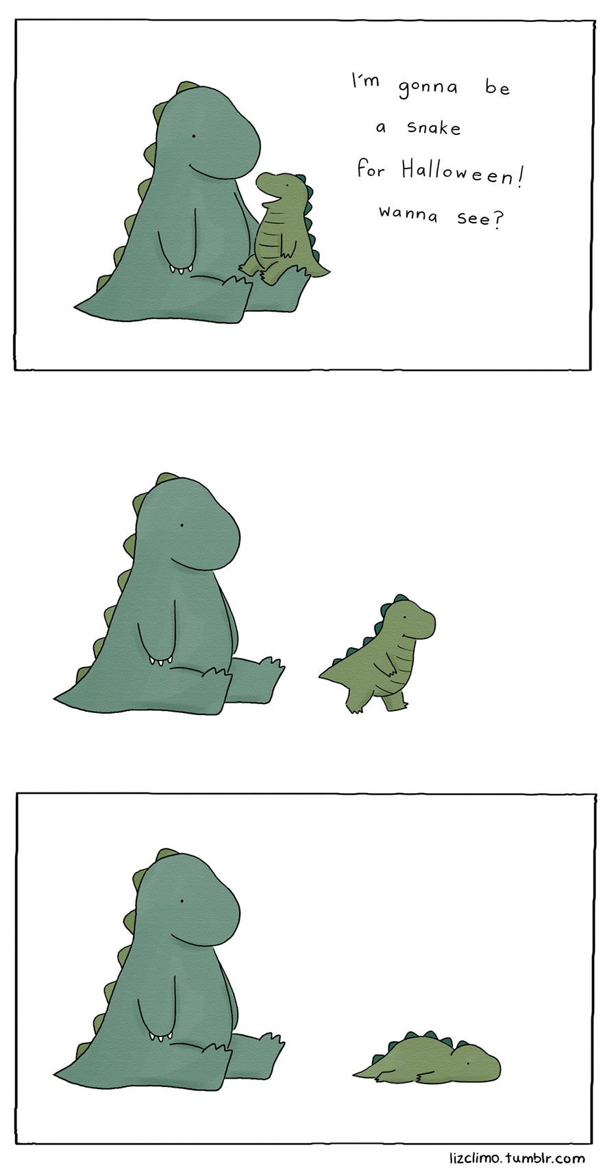Simpsons Illustrator Shows What Would Happen If Animals Celebrated Halloween (42 Pics)
