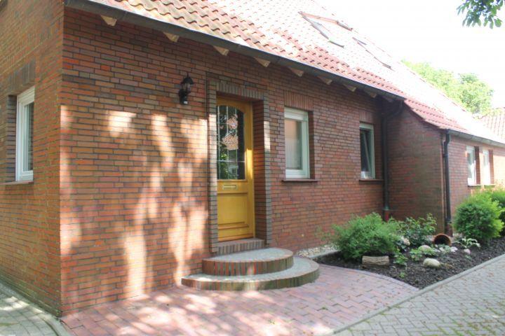 Ferienhaus zwischen Emden und Greetsiel Outdoor