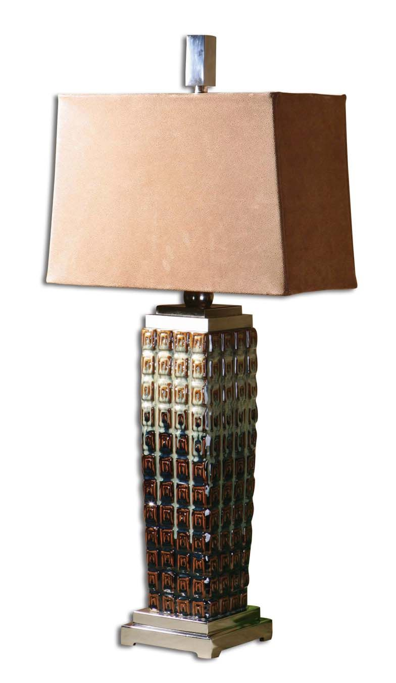 Kennice Lamp by Uttermost