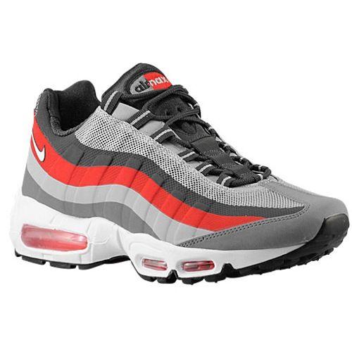 48edb61841ea Nike Air Max 95 No Sew - Men s at Foot Locker
