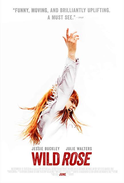 """Movie Review """"Wild Rose"""" (2019) Jessie buckley, Rose, Film"""
