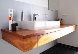 Waschtischunterschrank Holz bildergebnis für waschtischunterschrank holz hängend bad