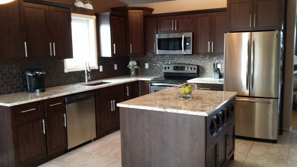 Ordinaire Save The Demolition And Reduce The Cost Of Renovations With Cabinet Refacing  By Kitchen Magic In Saskatoon.
