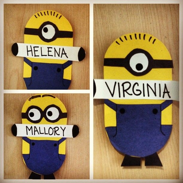 The fourth floor of Eml has minions as their door dec whatu0027s on yours? & whatu0027s on yours? #minion #despicableme | RA stuff | Pinterest ... pezcame.com