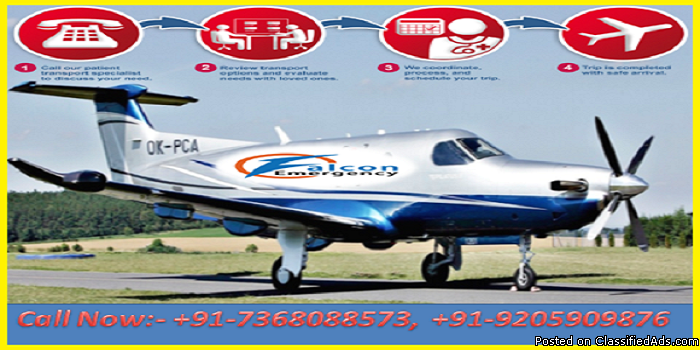 Pin on Falcon Emergency Air and Train Ambulance Services
