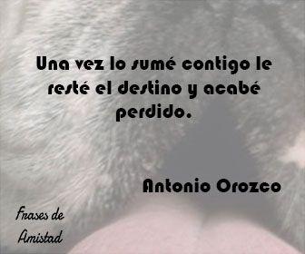 Frases De Antonio Orozco De Antonio Orozco Frases De