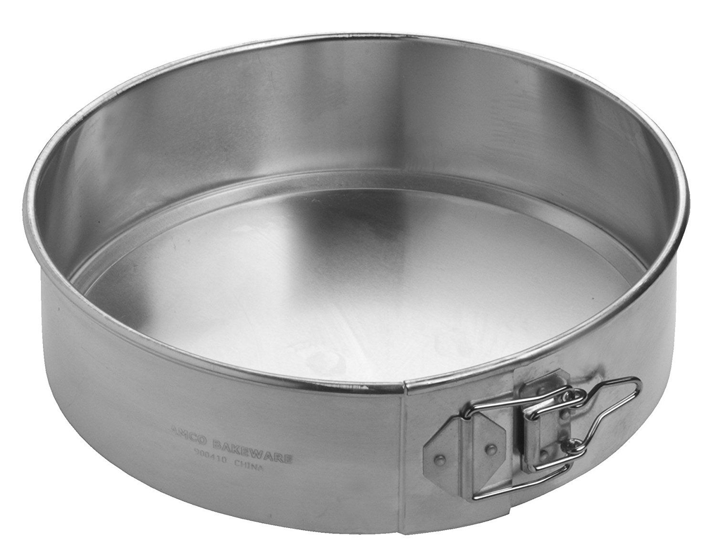 Focus Foodservice Commercial Bakeware Aluminum Spring Form