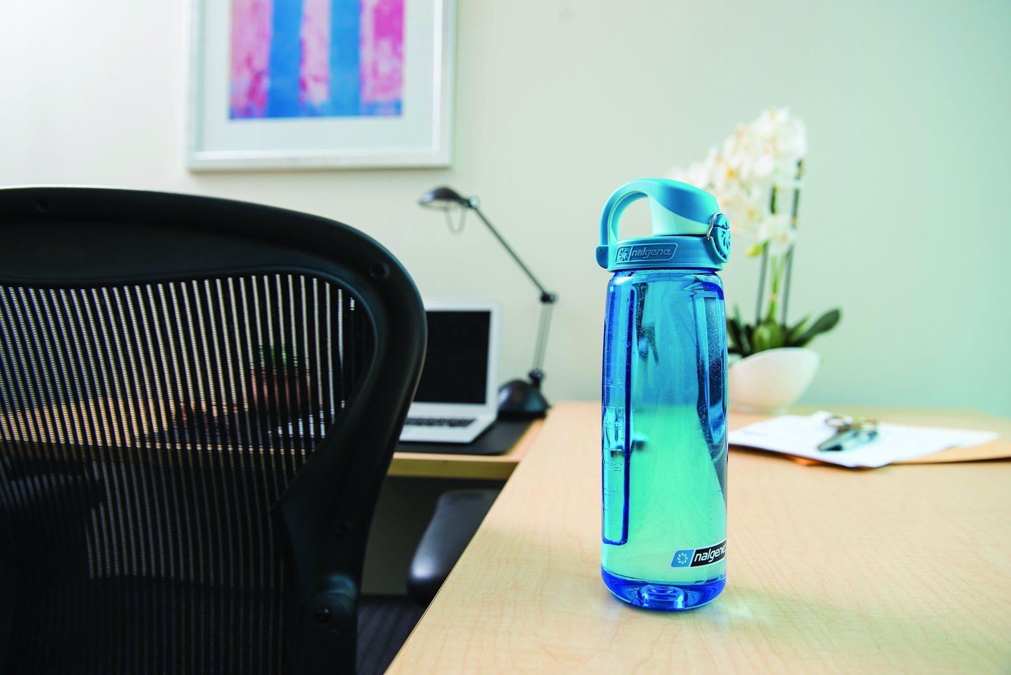 Clear 24Oz Nalgene Tritan On The Fly Water Bottle