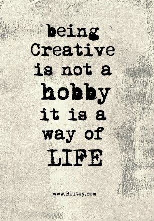 Not A Hobby With Images Art Quotes Artist Quotes Creativity