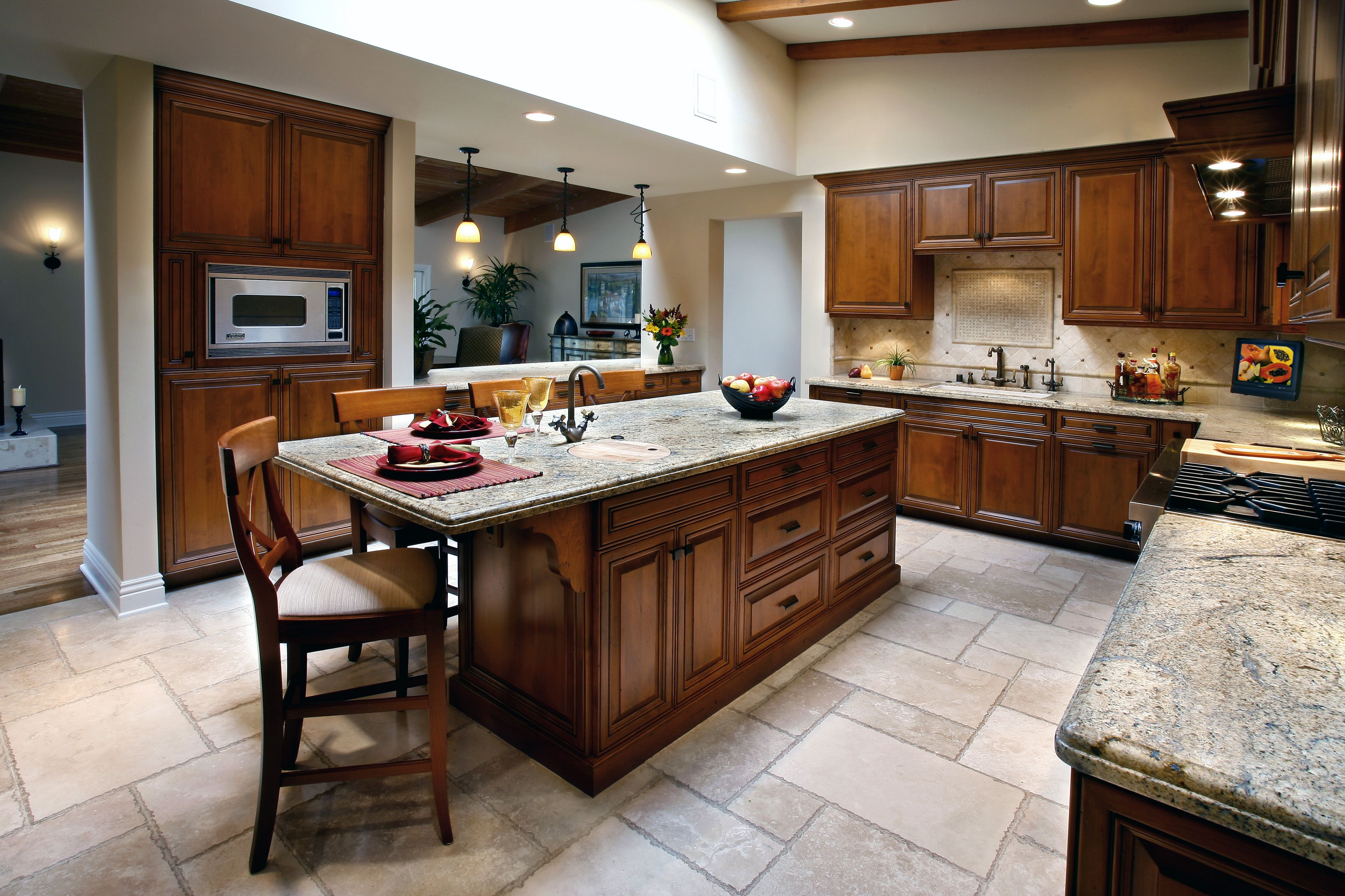 Dream Rustic Kitchens Pinarchinteriors Design Group Inc On Kitchensarch