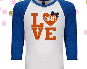 b1b3a3ece6ac9 Love Gators Shirt, Gator Girl Football Shirt, Gator Girls, Florida Gators  Shirt, Gators Kids Shirt, Girls Gator Shirt, Girls Gator Outfit