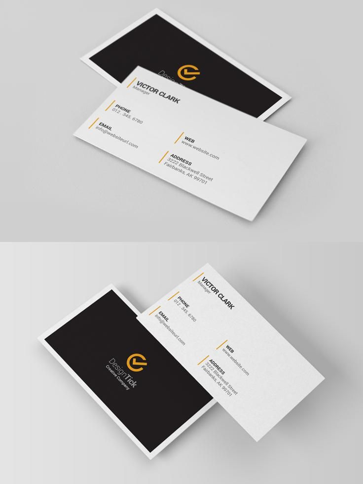 businesscard #design from Made by Arslan | DOWNLOAD: https ...