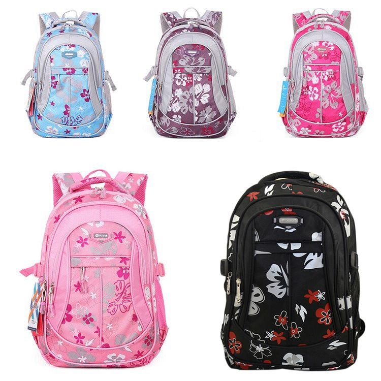 2945be5b34e5 Grade 1-6 Large School Bags for Girls Boys Children Backpacks Primary  Students Backpack Schoolbag Kids Book Bag