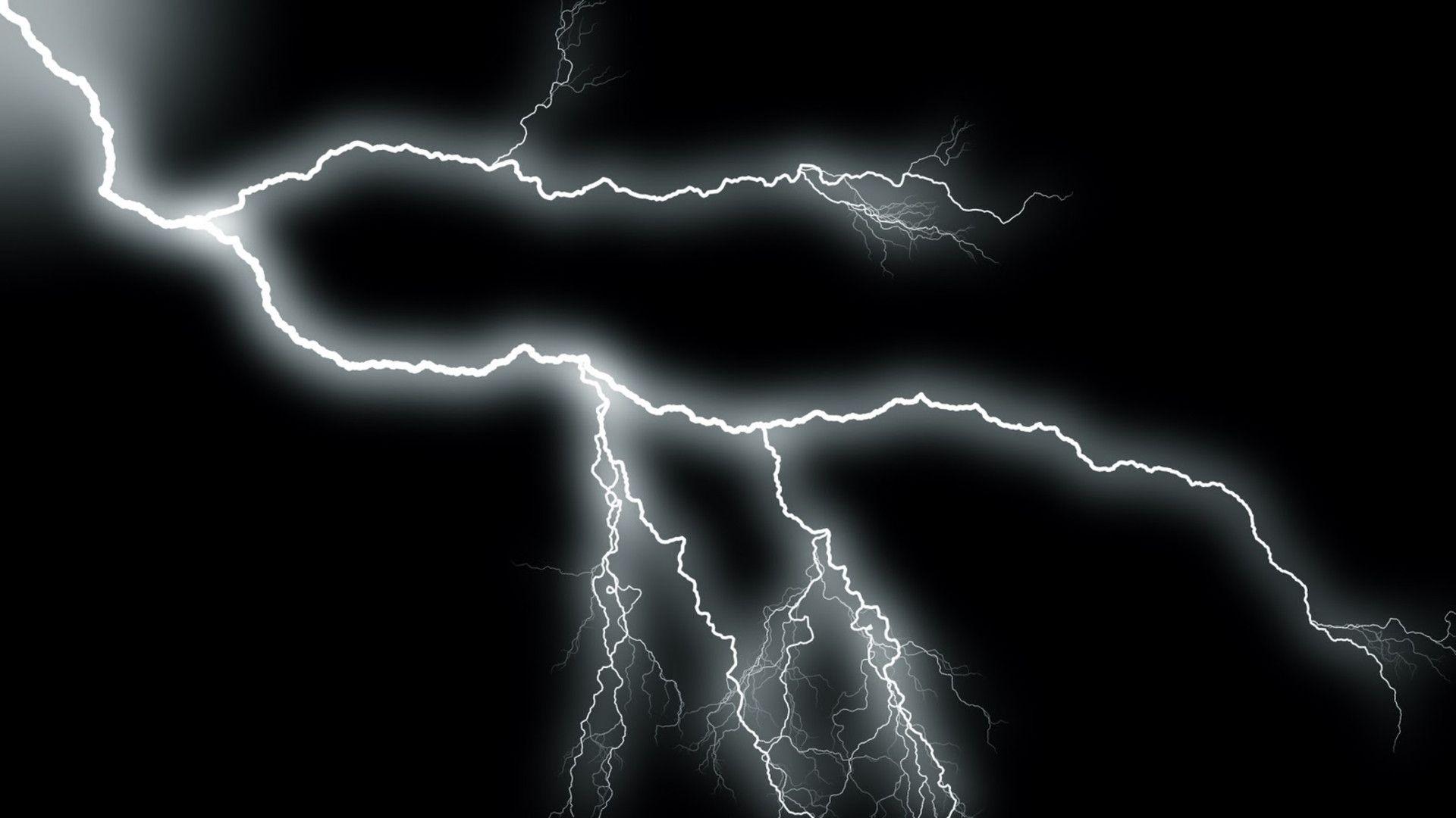 Lightning Bolt Wallpapers Dark Black Wallpaper Black Wallpaper Black Lightning