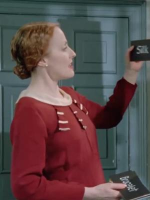Miss Lemon, the secretary of Poirot prefers dresses with sloping ...