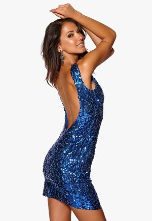 Model Behaviour Rebecka Dress Sininen