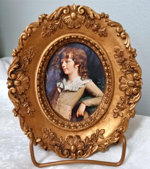 Vintage Victorian Frame Ornate Gilt Carved by WanderingVineVintage ...