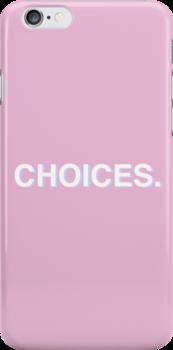 'Choices - Tatianna: Rupaul's Drag Race' iPhone Case by realiteaTV