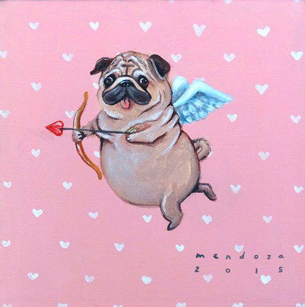 art fair philippines 2015 pugs pugs pugs. Black Bedroom Furniture Sets. Home Design Ideas