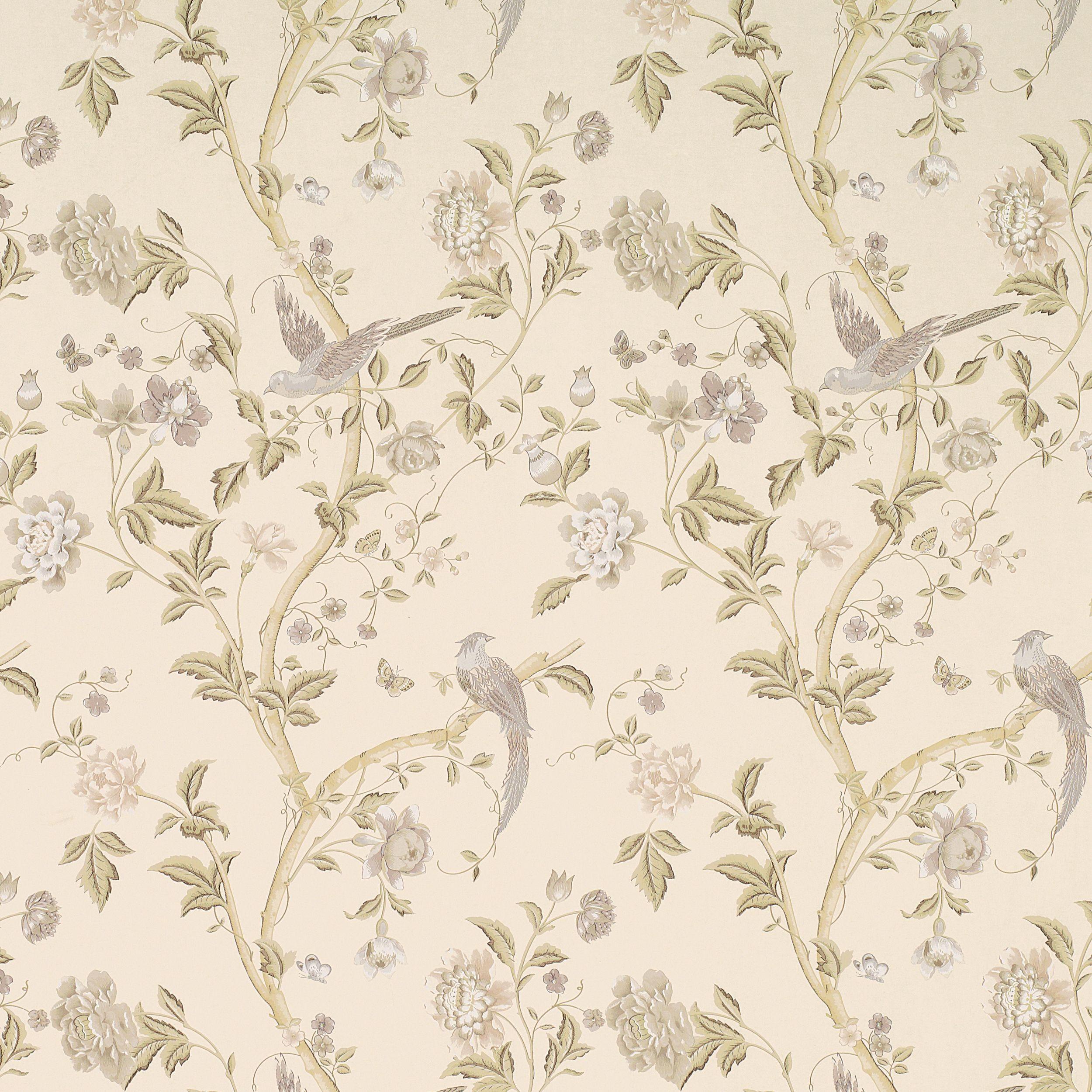 Http Wwwlauraashleycom Summer Palace Taupeivory Floral