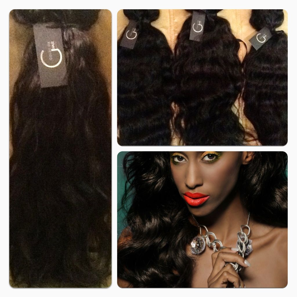 Goldilox Hair House Extensions Are Runway Hair Extensions This