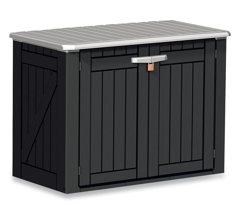 Lounge Shed Opbergbox.Opbergbox Lounge Shed Grijs Tuinkussens Outdoor Outdoor Decor