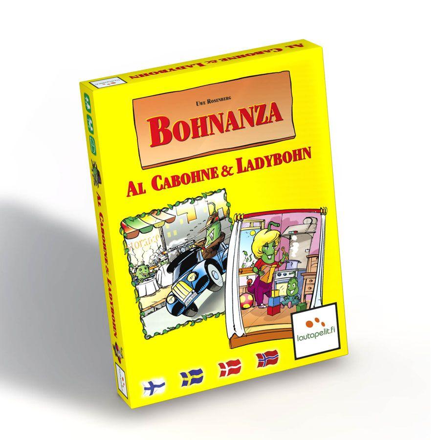"""Bohnanza: Al Cabohne & Ladybohn"""