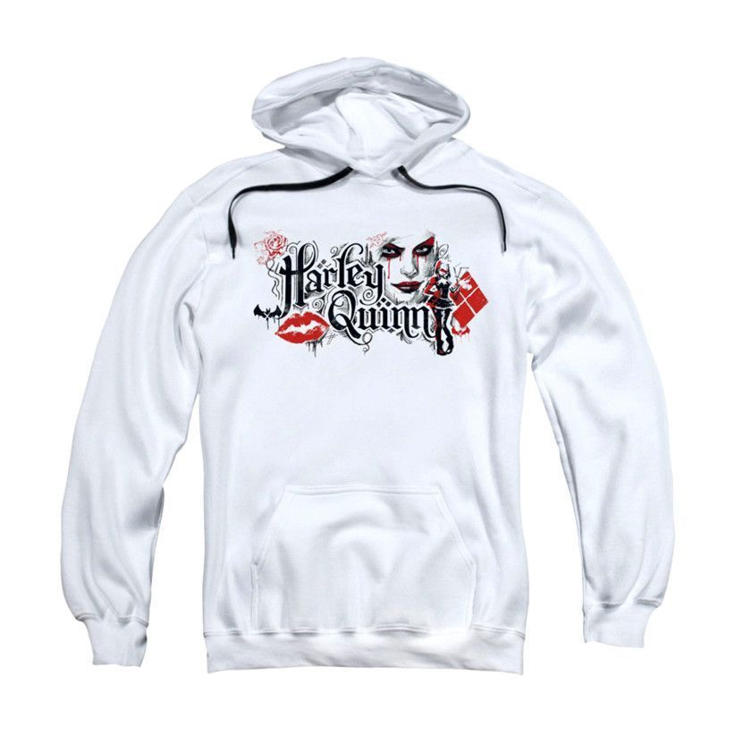 The Grim Adventures of Billy and Mandy Show Logo Adult Pull-Over Hoodie
