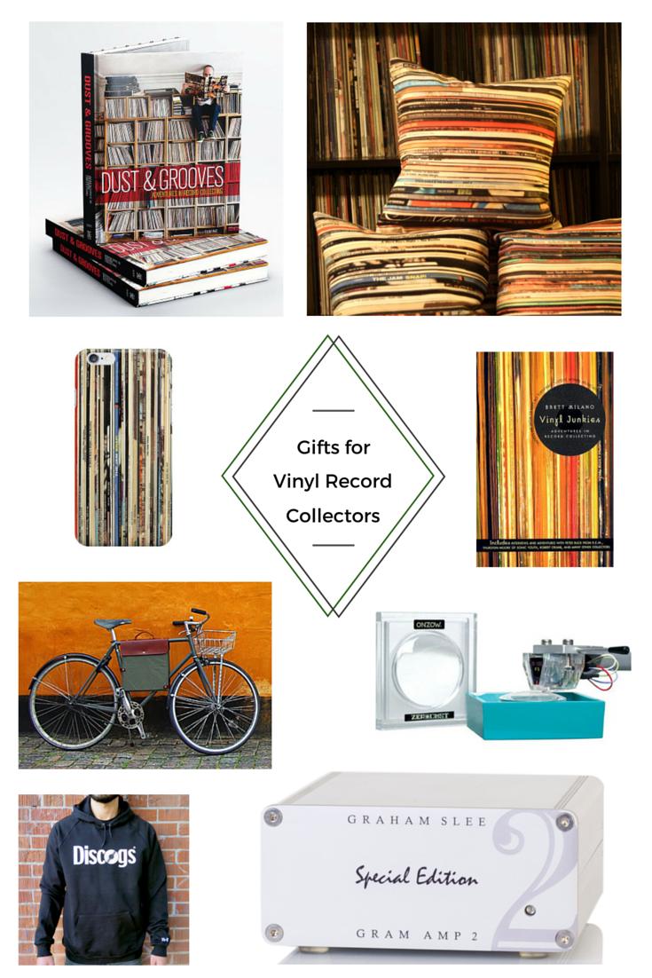 Gift Guide 2015 Vinyl Record Collectors Audio