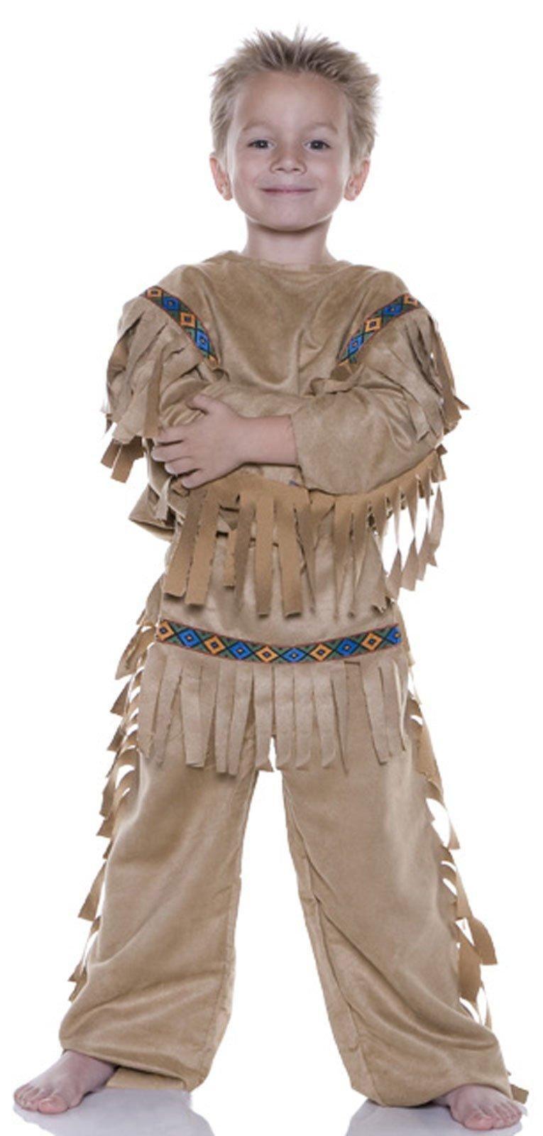 Indian Boy Costume From Buycostumescom  Boy Costumes -7712