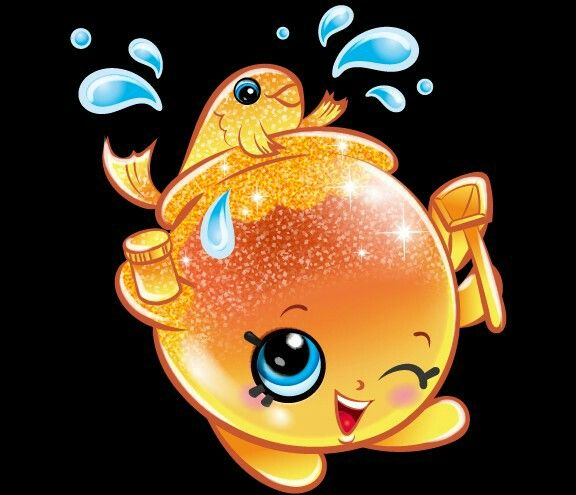 goldie fish bowl shopkins pinterest shopkins rock art and