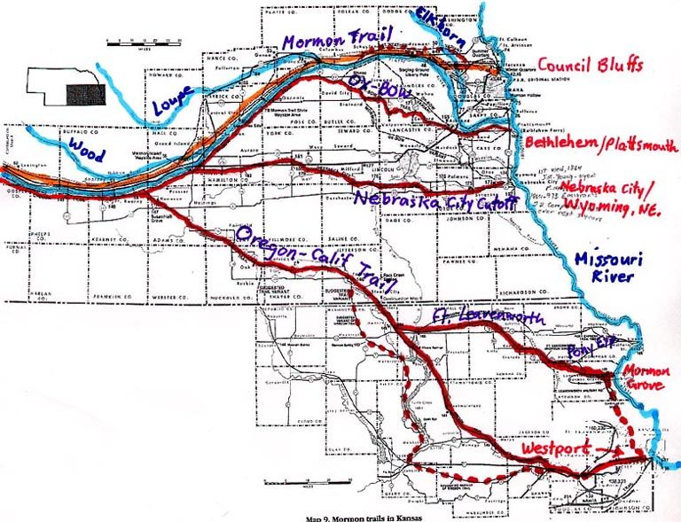 Image result for oxbow trail map nebraska Neb history