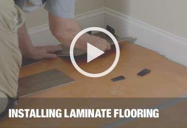 Install Laminate Flooring Installing Laminate Flooring Diy